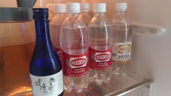 ウイルキンソンの炭酸水
