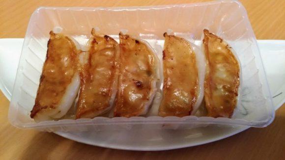 セブンイレブンの冷凍餃子