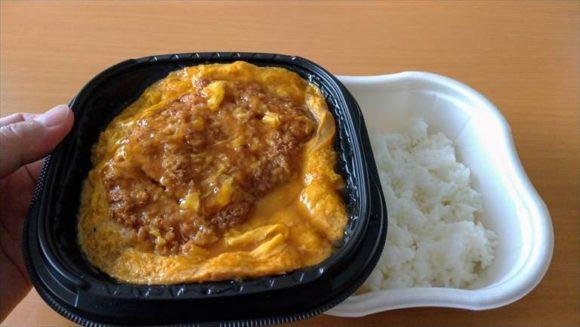セブンイレブンお弁当おすすめ人気④特製ロースかつ丼