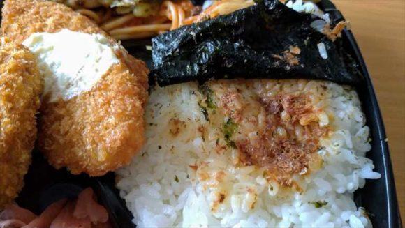セブンイレブンお弁当おすすめ人気⑥のり弁当